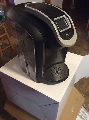 - Keurig 2.0 Digital Coffee Maker Brewer matte black!