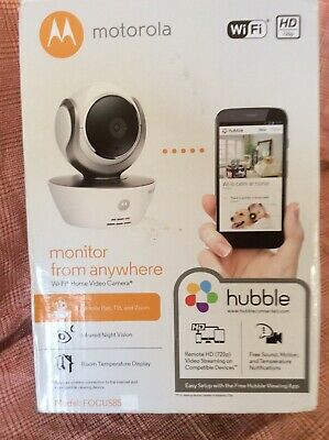 Motorola Hubble FOCUS85 Indoor Camera WIFI