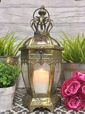 Vintage Style Moroccan Lantern Candle Holder Tealight Wedding Home Garden