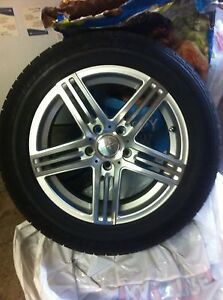 VW Rims and tires  $750.00