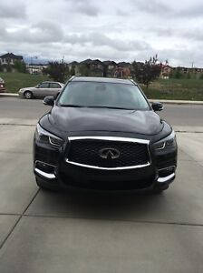 2016 Infiniti QX60 Leather, Navigation, Sunroof