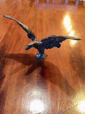 Antique Bronze Eagle
