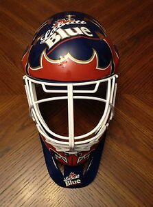Labatts Blue Goalie Mask