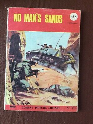 K1g Combat Picture Library No Man's Sands No 885