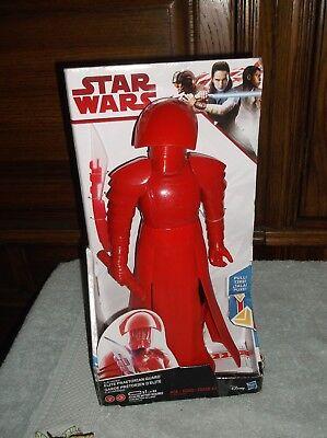 Hasbro Star Wars Elite Praetorian Guard 12 Inch Figure In Unopened Box