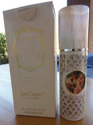 Bal a Versailles Jean Desprez Eau De Cologne Natural Spray 3 fl oz bottle