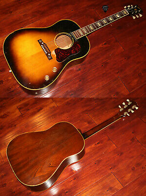 Acoustic Guitars Modest Gibson Lg-2 Made In 1951 Be Friendly In Use