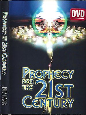 Prophecy For the 21st Century - Mp4 Dvd - John Hagee - Deluxe Edition ()