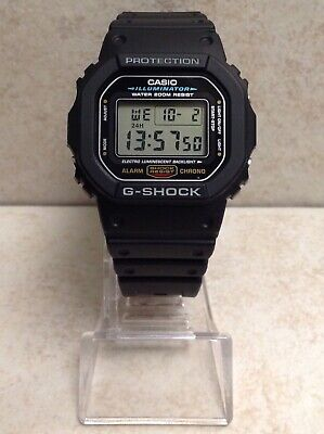 RETRO CASIO G-SHOCK DW-5600E (1545) CLASSIC DIGITAL DISPLAY WATCH