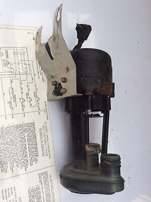 Manitowoc Water Pump 115v Pn 20-0142-3 2001423 - Next Day Delivery Option