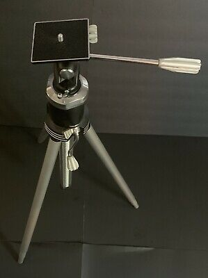 Vintage STAR D Comet Davidson Optronic Atomic Industrial Camera Tripod EUC