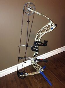 Bowtech Diamond Cure Right Hand Bow