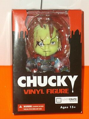 Mezco Bride Of Chucky Vinyl Figure  Loot Crate Exclusive Nib