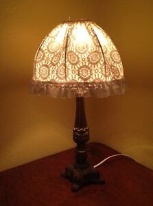 Beautiful Art Nouveau Lamp Dalkeith Nedlands Area Preview