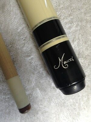 USED MEUCCI PP-1  POOL CUE STICK RED dot SHAFT