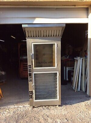 Convection Ovenproofer Subway 3-ph 220v Good Working Condition With Hood