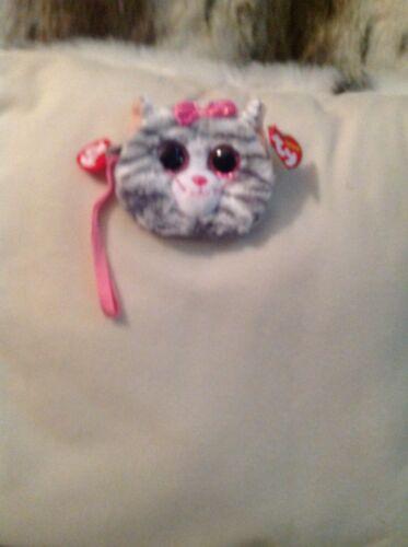 gear beanie boo kiki the cat wristlet