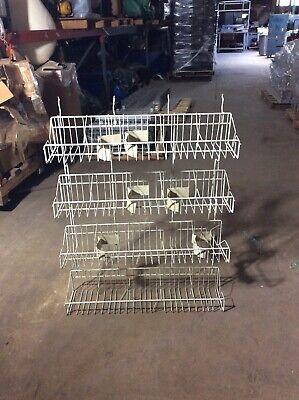 Lot 9 Pegboardgridwallslatwall Auto Feed Display Shelf