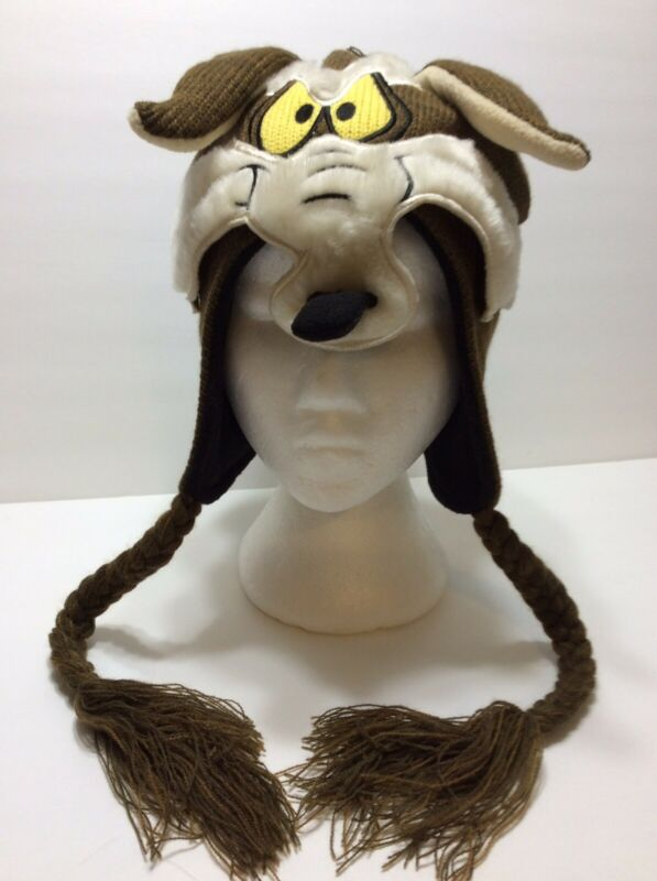 Wile E Coyote Hat Looney Tunes