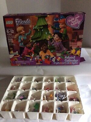 Lego Friends Christmas Advent Calendar 41353 24 gifts to make (Pieces Unopened)