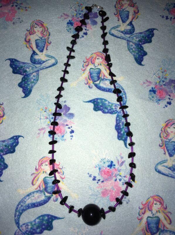Inuyasha Tainted Shikon no Tama Handmade Necklace