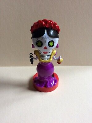 Solar Power Dancing Toy Halloween Figure For Home Car Decor Gift