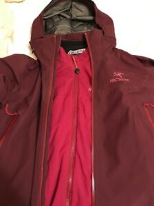 Ladies Large Arc'teryx Inner and Outer Shells