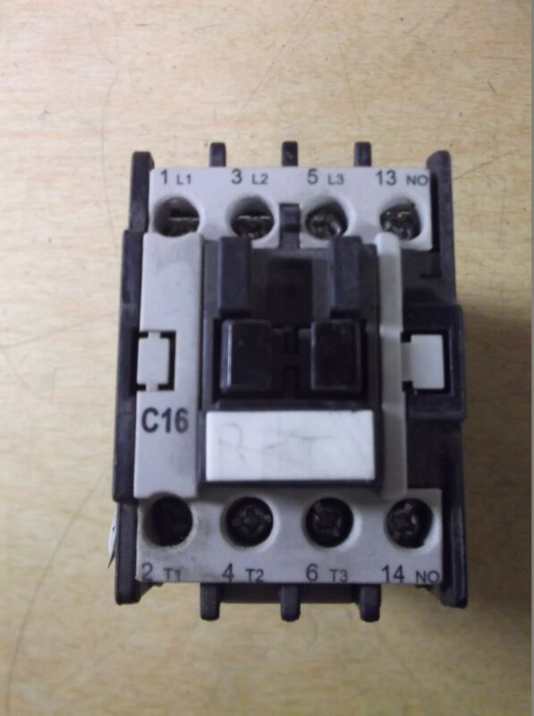 Advance Controls 256Z C16 Contactor *FREE SHIPPING*