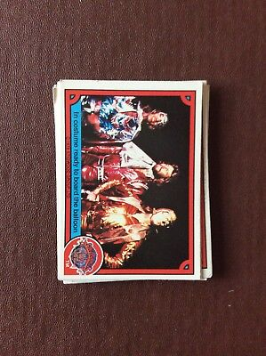 J1b Trade Card Bee Gees Sgt Pepper Lonely Hearts Club Band No In Costume