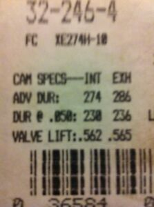 351/400m high perf. parts