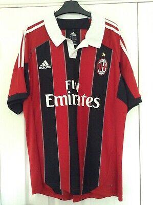 8d91d03d59006b AC Milan Mens Football Shirt XL BRAND NEW and UNWORN in Mint condition