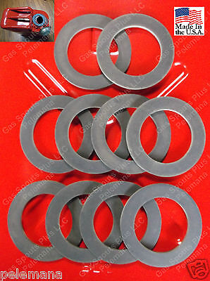 10 New Gas Cap Gaskets Military Jerrycan Gerry G 5 Gallon 20l Rubber Fuel Usmc