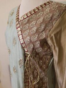 Pakistani clothes/dresses for sale.khaadinet emb fabric Angharka