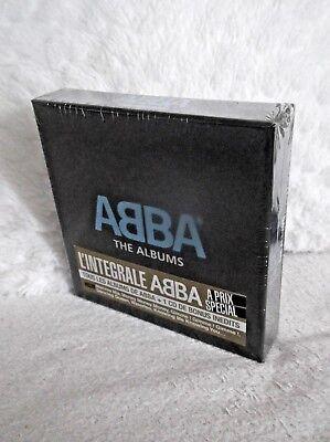 ABBA - ALBUMS ; 9-CD Box Set ; New & Sealed ; 8 studio albums plus rarities disc