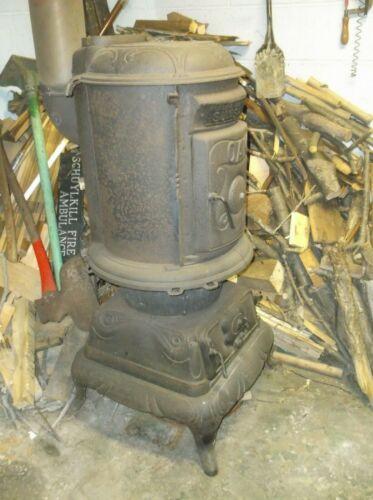 Antique Coal Stove