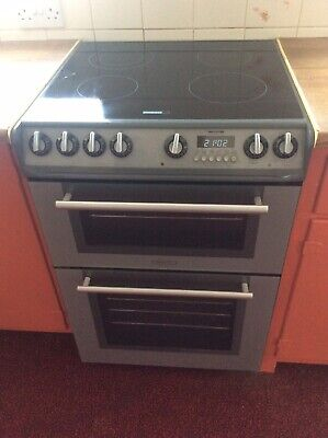 Electric Cooker-Hotpoint EW82 Slot In Electric Cooker-Hot Hob Electric Cooker