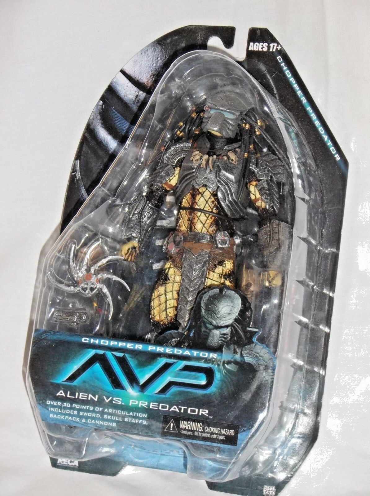 "NECA Predator 7"" Scale Action Figure Series 14 Chopper Actio"