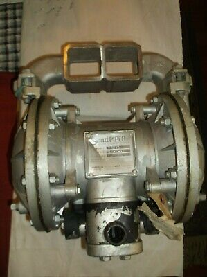 Sandpiper Sn-4-ss Stainless Steel Diaphragm Pump Sb1-a