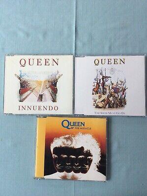 Queen Cd Singles Bundle