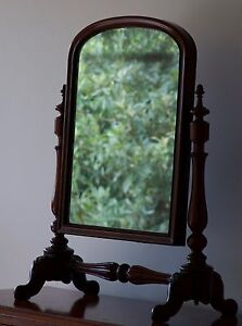 Antique Dressing Table Mirror Neutral Bay North Sydney Area Preview