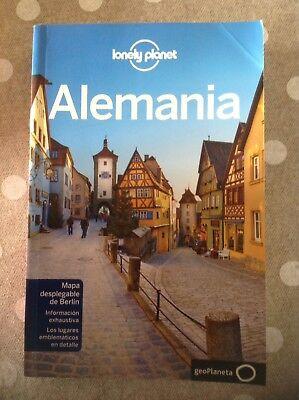 Guia Lonely Planet Alemania edición 2013