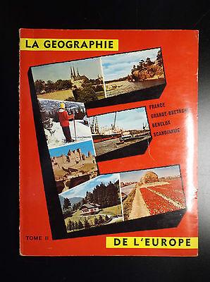 La géographie de l'amérique Tome 1 Timbre Tintin