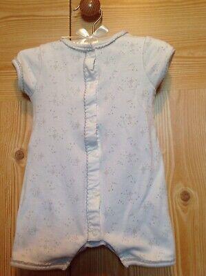 John Lewis Baby Heirloom Star Vest and Coat Hanger - 3-6 Months comprar usado  Enviando para Brazil