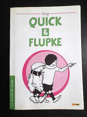Le monde de la BD Quick et Flupke  La libre Belgique TBE