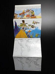 Lot-de-4-cartes-postales-Dany-1982-Operation-11-11-11