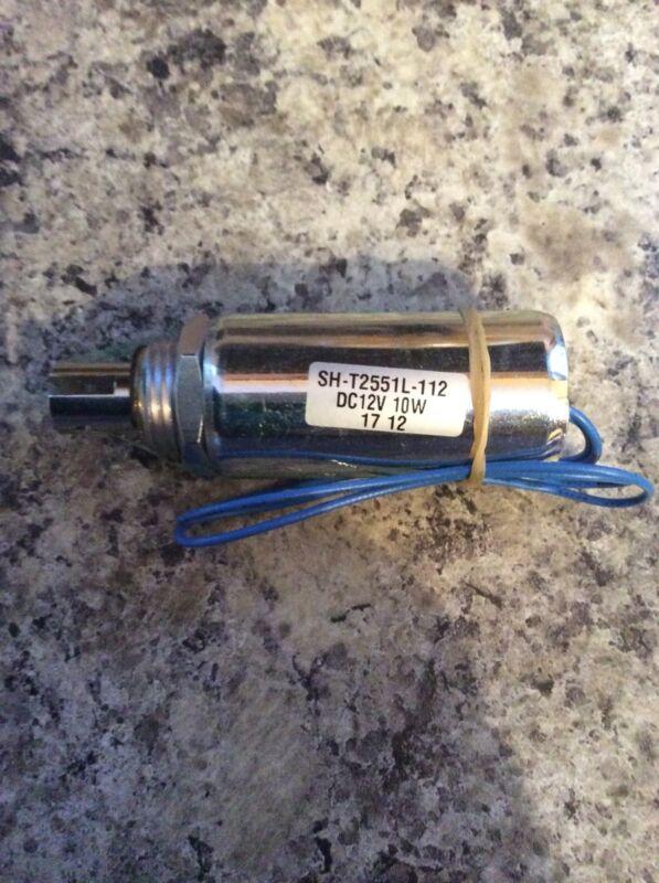 Jameco Reliapro 12V Pull Type Solenoid 10 Watt