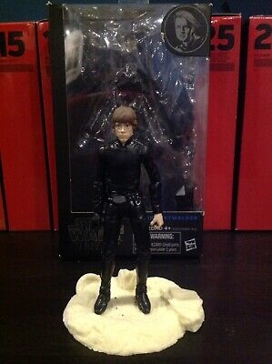 Star wars Black series 6 inch Vaulted Luke figure Boxed