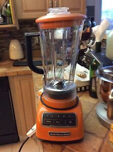 Kitchen aid diamond blender