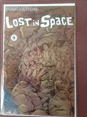 Lost In Space Comic Innovation #9