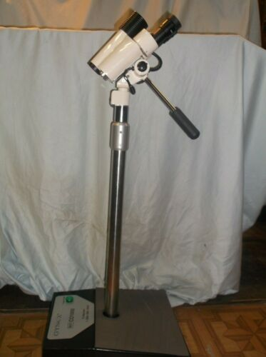 Gynex CO1000 9X Magnification Stereoscopic Colposcope W/ Wheel base Stand